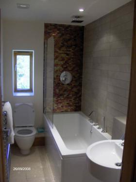 Bathroom in Haversham